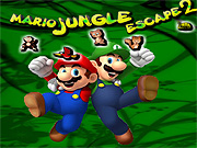 Thumbnail of Mario Jungle Escape 2