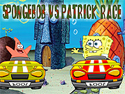 SpongeBob vs Patrick Race thumbnail