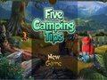 Thumbnail of Five Camping Tips