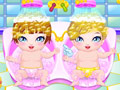 My Newborn Twins thumbnail