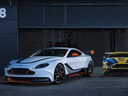 Thumbnail of Aston Martin Racing Jigsaw