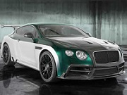 Racing Bentley Jigsaw thumbnail