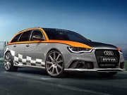 Thumbnail for Audi RS6 Jigsaw