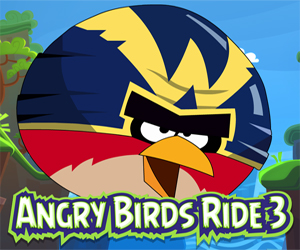 Thumbnail of Angry Birds Ride 3