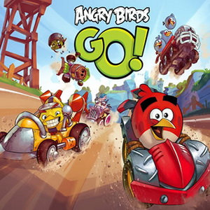 Thumbnail of Angry Birds Go Puzzle