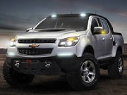 Chevrolet Colorado Jigsaw thumbnail