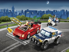Lego Speed Chace Puzzle thumbnail