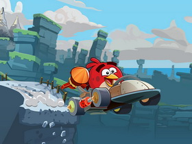 Thumbnail for Angry Birds Flying Puzzle