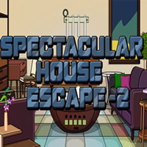 Thumbnail for Spectacular House Escape 2