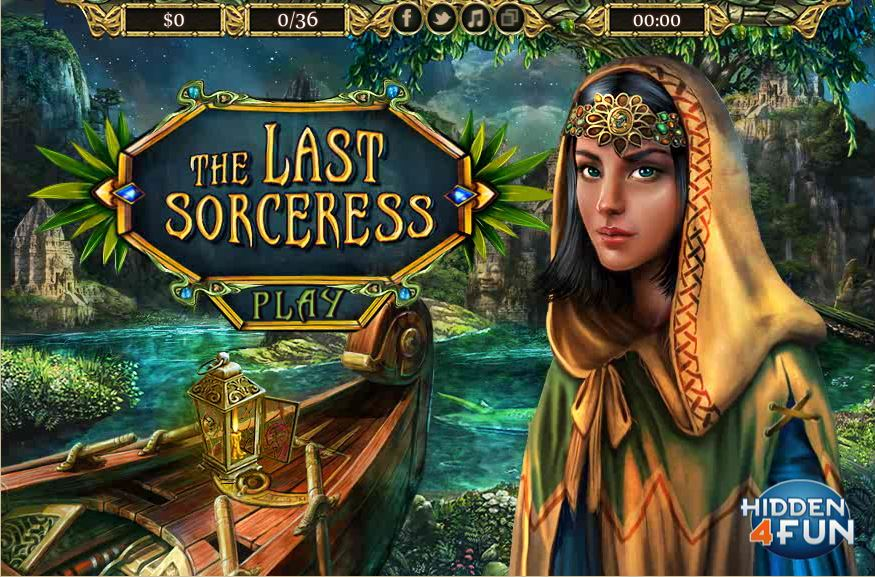 The Last Sorceress thumbnail