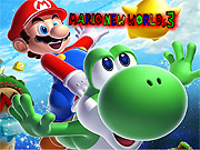 Thumbnail of Mario New World 3