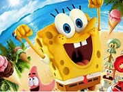 SpongeBob Ice Cream Jigsaw thumbnail