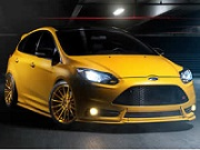 Thumbnail for Ford Focus Jigsaw