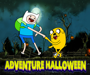 Adventure Halloween thumbnail