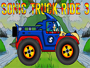 Thumbnail of Sonic Truck Ride 3