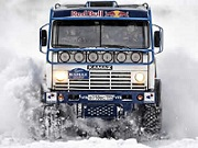 Kamaz in the Snow thumbnail