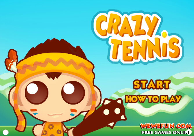 Thumbnail for Crazy Tennis