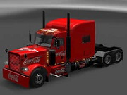 Thumbnail for Coke Truck Jigsaw
