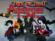 Thumbnail of Trick or Treat Adventure Time