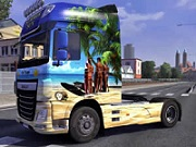 Thumbnail for Summer Truck Jigsaw