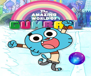 Thumbnail for Gumball Volleyball