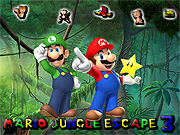 Thumbnail of Mario Jungle Escape 3