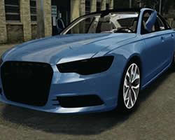 Thumbnail for Audi A6 Puzzle