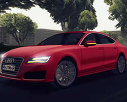 Thumbnail for Audi A7 Puzzle
