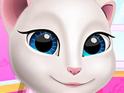 Thumbnail of Talking Angela Cooking Session