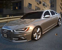 Thumbnail for Audi S6 Puzzle