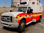 Thumbnail for Ambulance Truck Jigsaw