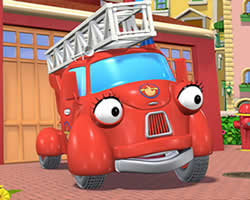 Fiona Fire Engine Puzzle thumbnail