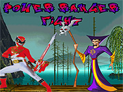 Power Ranger Fight thumbnail