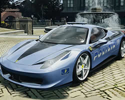 Thumbnail for Ferrari Police Puzzle