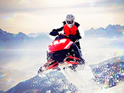 Thumbnail of Snowmobile Cross Country