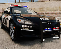 Thumbnail for Mazda Police Puzzle