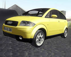 Thumbnail for Audi A2 Puzzle