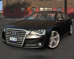 Thumbnail for Audi A8 Puzzle