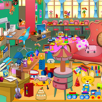 Thumbnail of Girls Messy Room Objects