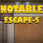 Thumbnail of Notable escape 5