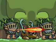 Thumbnail of King of the tribal War