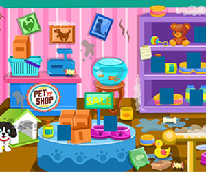 Clean up pet shop thumbnail