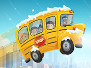 Thumbnail of New Winter School Bus Parking