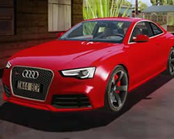 Thumbnail for Audi RS5 Puzzle