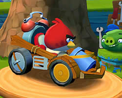 Thumbnail for Angry Birds Red Racer
