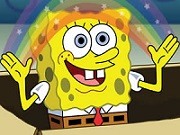 Thumbnail of Rainbow SpongeBob Jigsaw