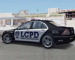 Thumbnail of Mercedes-Benz Police Puzzle