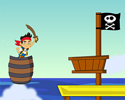 Jake the Pirate Barrel Challenge thumbnail