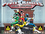 Thumbnail of Power Rangers Double Adventure