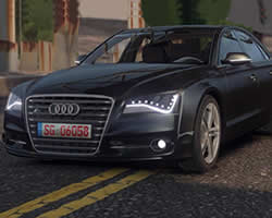 Thumbnail for Audi S8 Puzzle